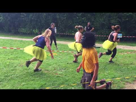 Les terribles singes à la Banana Race