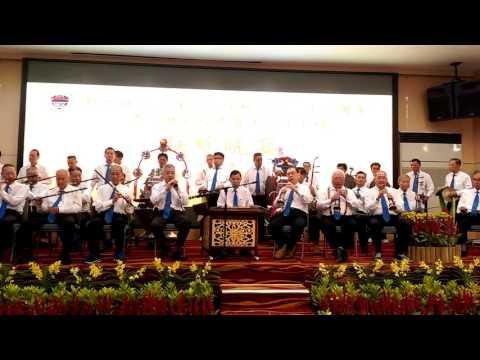 Singapore Ming Chong Sports Club 60th Anniversary performance