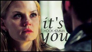 it's you   hook & emma [4x15]