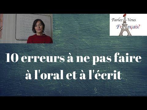 10-erreurs-à-ne-pas-faire-en-français-à-l'oral-et-à-l'écrit