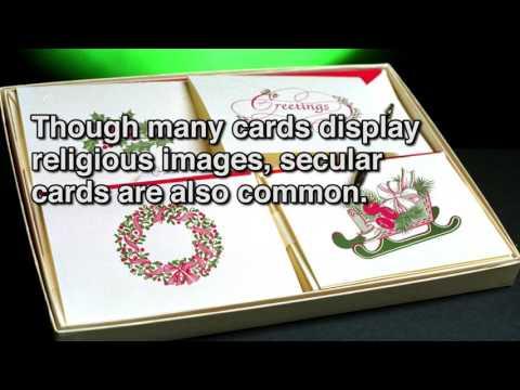 Christmas Card Fun Facts