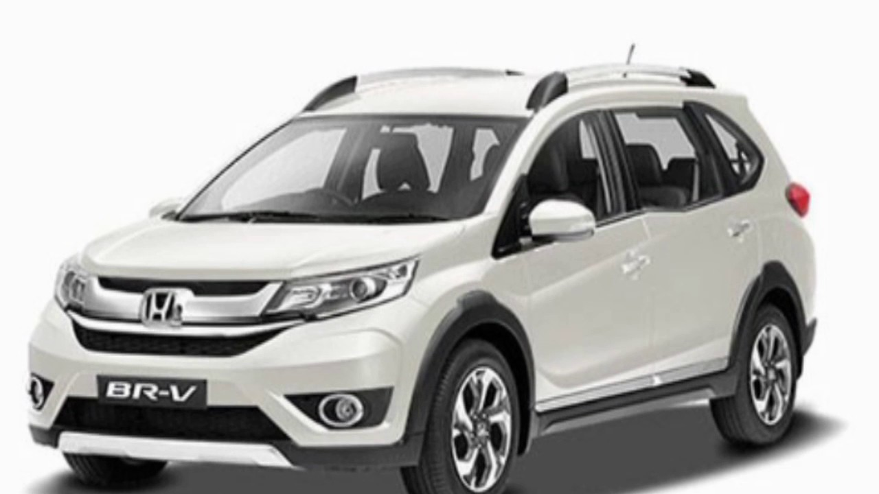 7 Seater Suv 2017 >> 2017 new honda brv 7 seater configuration - YouTube