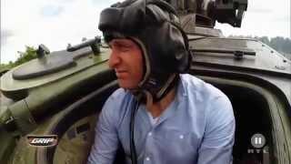 GRIP-Endzeitkönig: Panzerfahren - GRIP - Folge 329 - RTL2