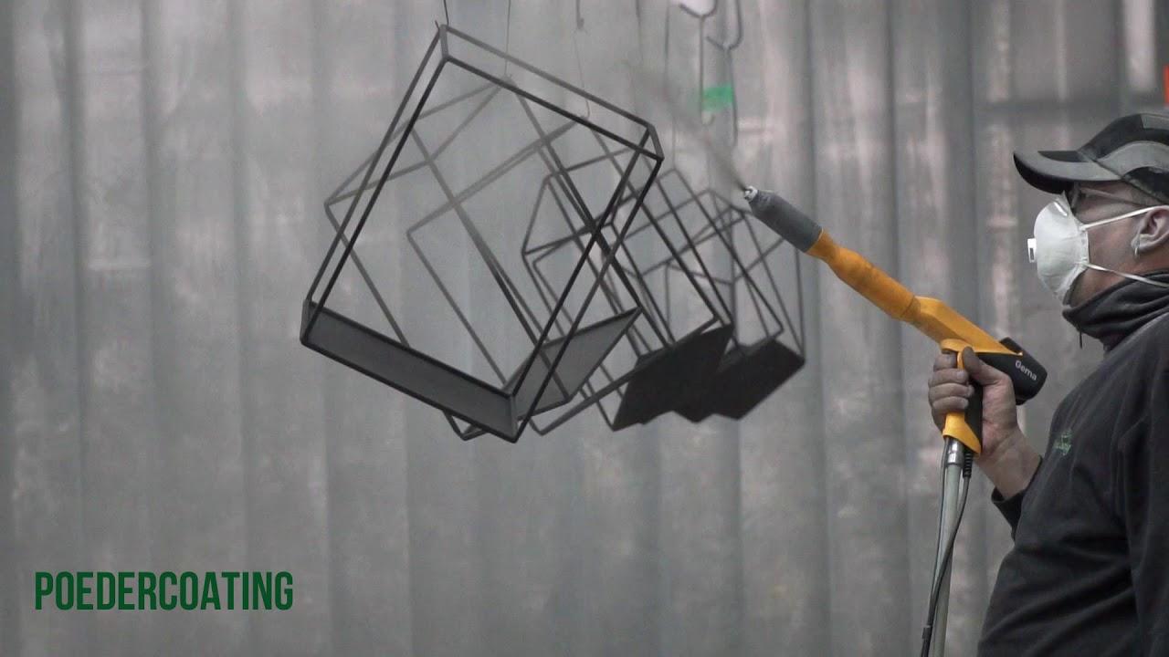 Bedrijfsvideo - Borgers Conservering