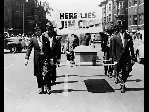 The History of Civil Rights In The USA - Awakenings, 1954 1956
