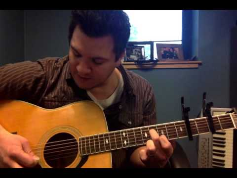 Thrive (Casting Crowns) Acoustic Tutorial