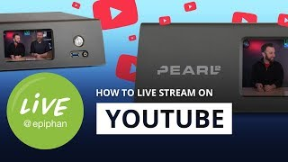 How to live stream on YouTube