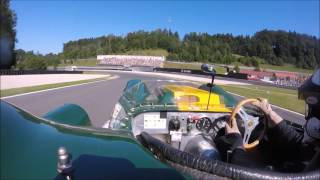 Lister Jaguar Knobbly ADAC Salzburgring Classic 2016