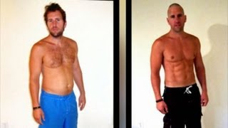 Before and After Weight Loss Photos Faked By Trainer Andrew Dixon