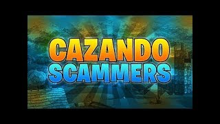 HUNTING SCAMERS LIVE RATS!! *FORTNITE SAVE THE WORLD* -diamond690