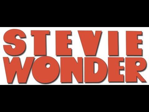 My Top 50 Stevie Wonder Songs