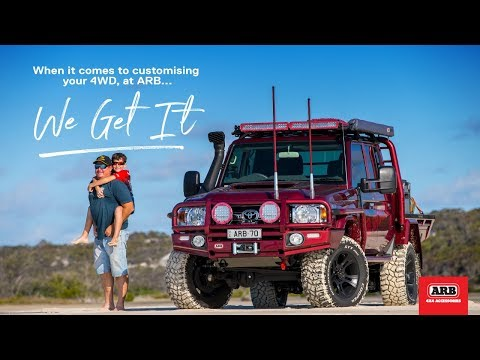 At ARB, We Get It | Customising your 4x4