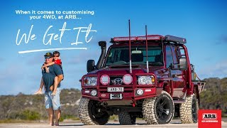 Across Australia, the network of ARB stores is backed by real 4WDer...