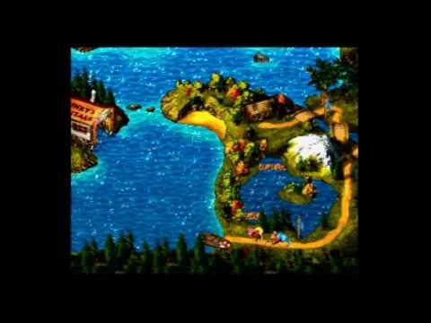Donkey Kong Country 3 (Krematoa) in 16:23