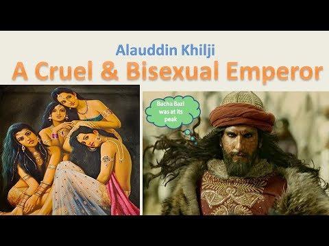 [Hindi] Alauddin Khilji – A Cruel & Bisexual Emperor