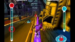 EyeToy Antigrav Ps2 Gameplay With Commentary