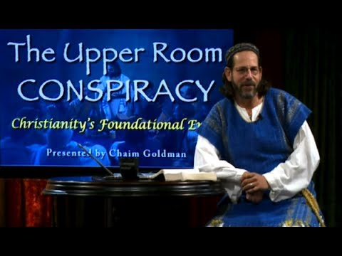"""The Upper Room Conspiracy"" (Chaim Goldman, Repairing the Breach)"