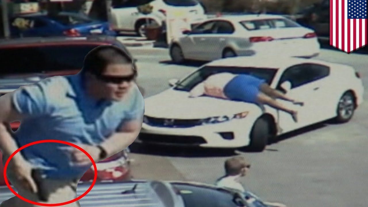 Good Guy With A Gun: Samaritan Stops Teenage Carjacker In Georgia   YouTube