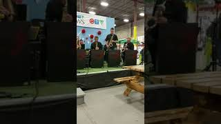 Don't Know Why - Edmonton's Barefoot big band