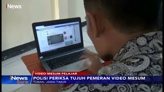 VIRAL! Video Mesum Pelajar di Tuban, Jawa Timur - iNews Sore 04/10