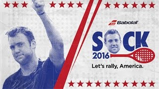Jack Sock Campaign Across America | Tennis Express