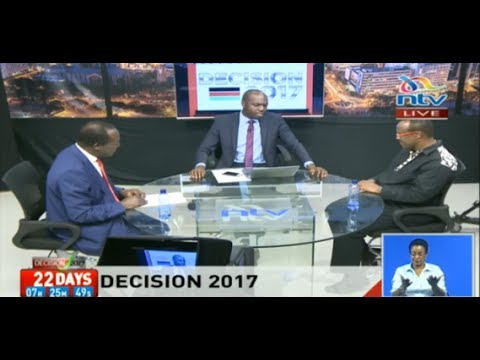 David Ndii and Raphael Tuju's take on Jubilee and Nasa's plans for Kenya #Decision2017