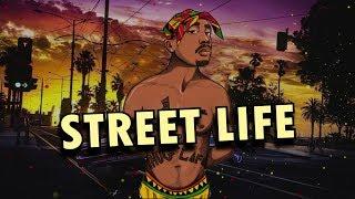 Dr. Dre x 2Pac Type Beat - Street Life | Dr. Dre West Coast Instrumental 2019