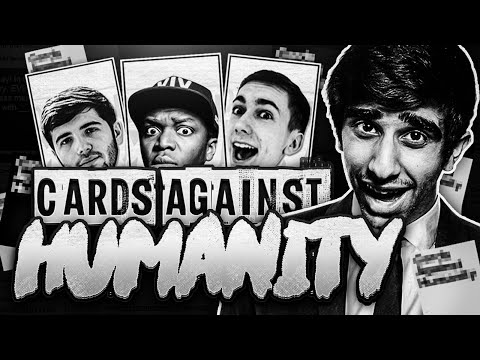 FUNNIEST YET! - CARDS AGAINST HUMANITY