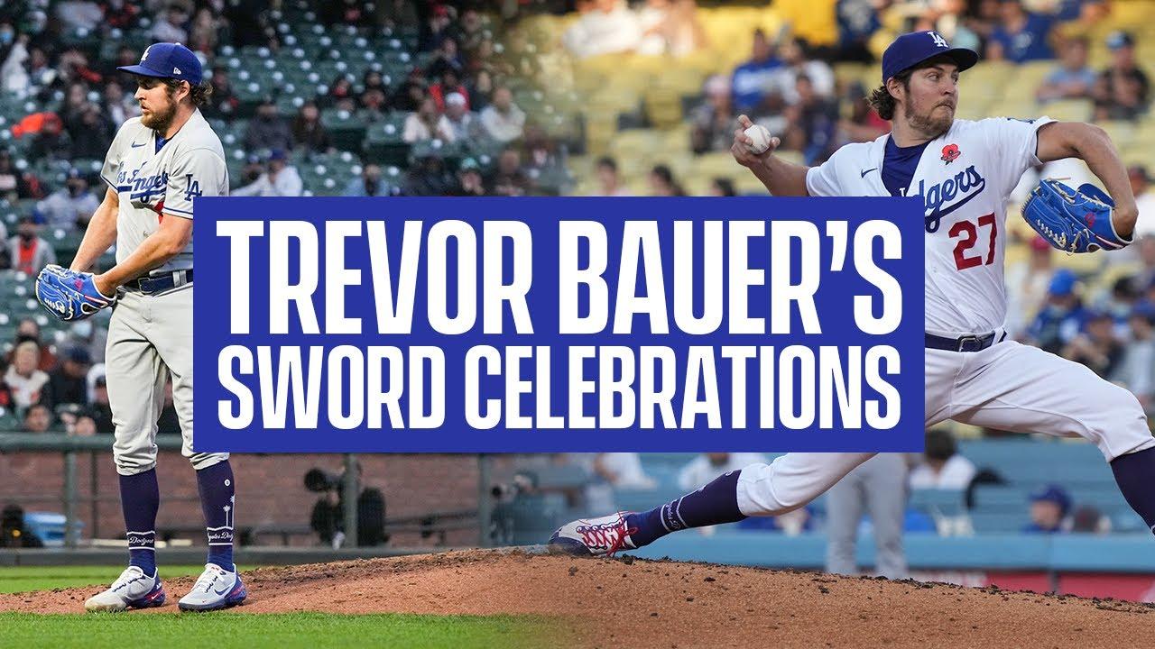Trevor Bauer's Thoughts on Celebrations!