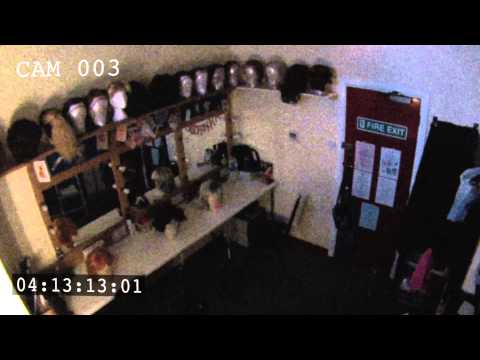 Victoria Palace Theatre Wig Room Ghost