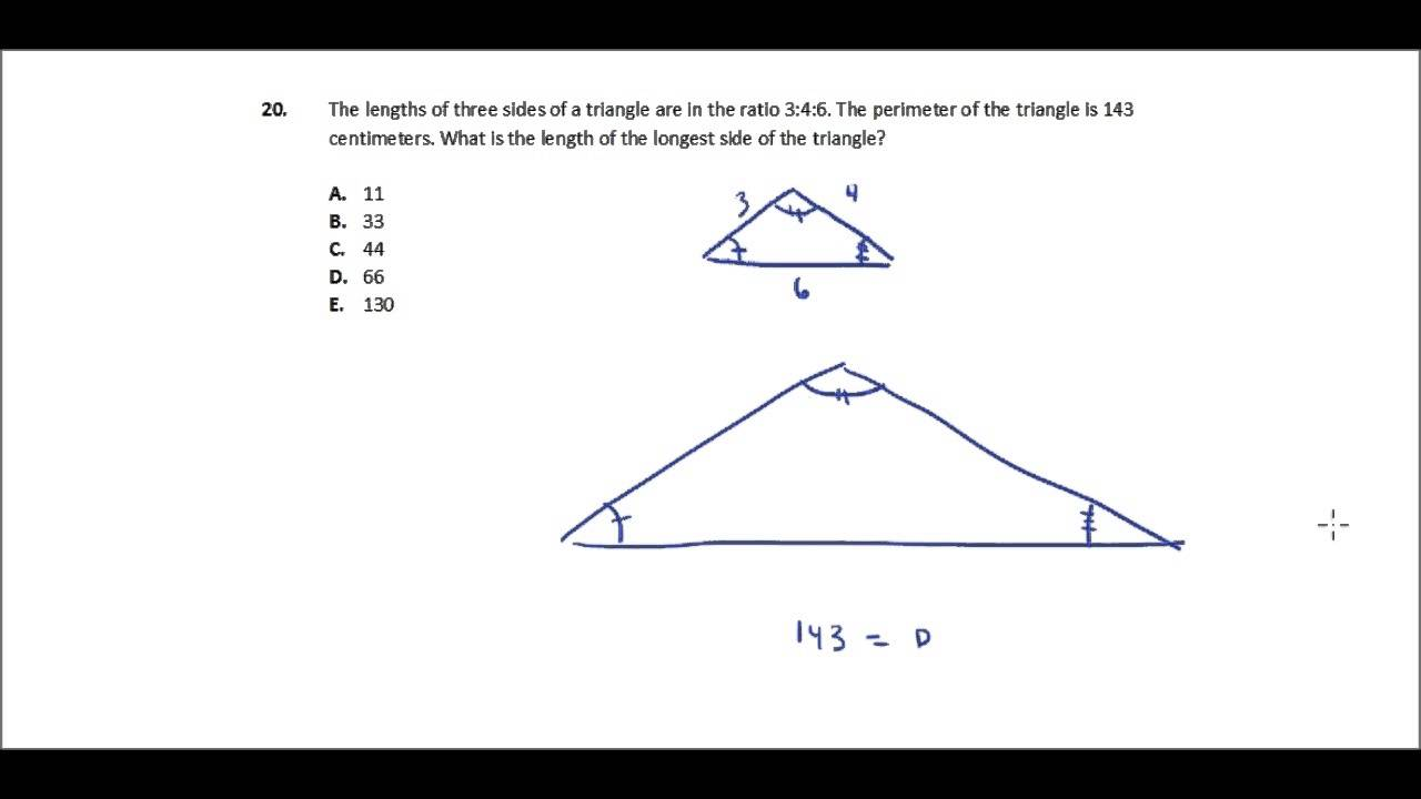 Act Math Practice Problem - act math practice problems elementary ...