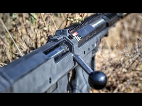 "Airsoft Review : SRS A1 Sport 20"" Silverback Airsoft French"