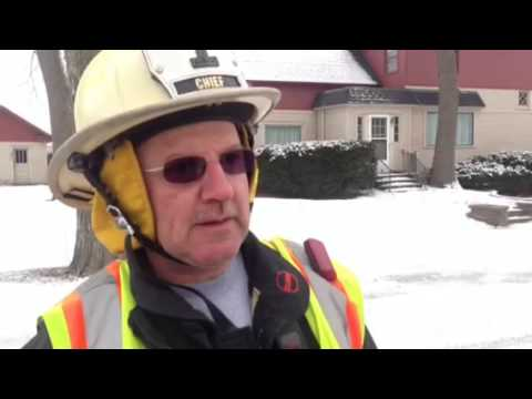 Interview with Milledgeville fire chief