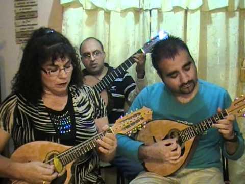 Cristo el Señor esta vivo 1era y 2da voz mandolina