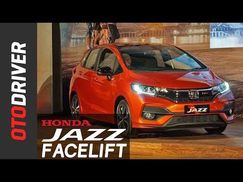 Honda Jazz Facelift 2017 | First Impression | OtoDriver
