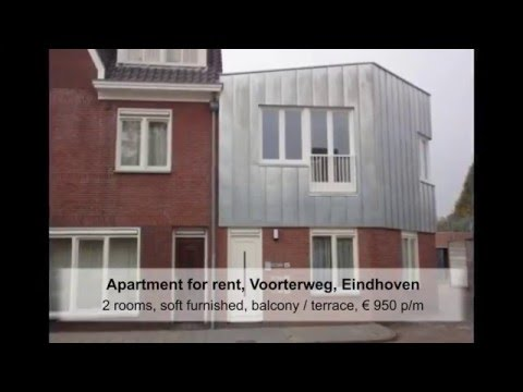 Semi furnished one bedroom apartment for rent located in the city centre of Eindhoven