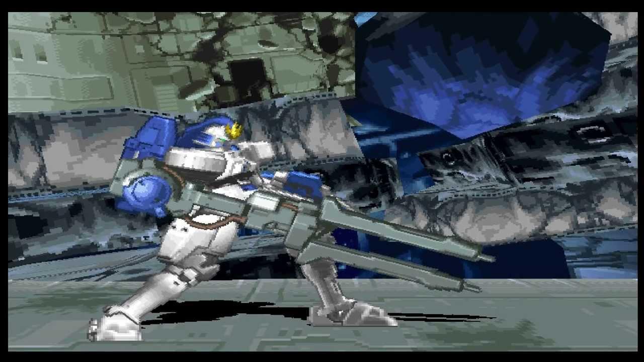 [Análise Retro Game] - Gundam Battle Assault 2 - Playstation One Maxresdefault