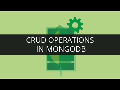 First steps with MongoDB (II). Database creation, collections and CRUD operations on documents