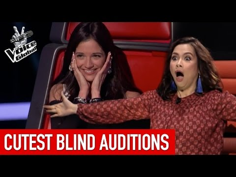 The Voice Kids | CUTEST Blind Auditions [PART 2]