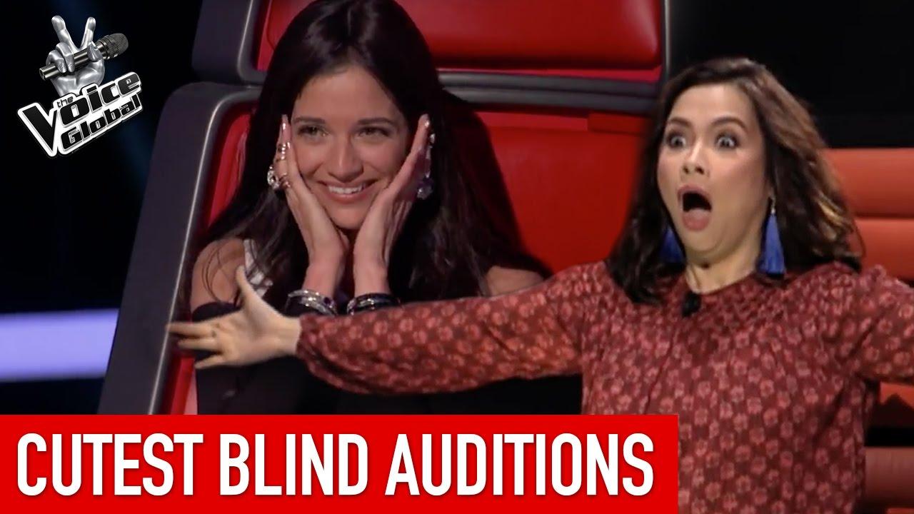 The Voice Kids | CUTEST Blind Auditions [PART 2]