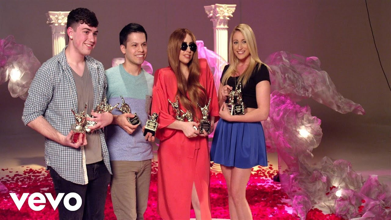 Download Lady Gaga - #VevoCertified Part 1: Award Presentation