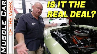 Authenticating A Muscle Car - Muscle Car Of The Week Episode 363