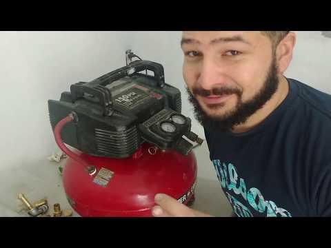 Como reparar cabezal de compresor de Aire 🇲🇽🌮[ 2 de 2 ]