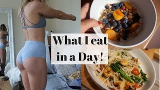 WHAT I EAT IN A DAY | Holiday Prep Part 3!