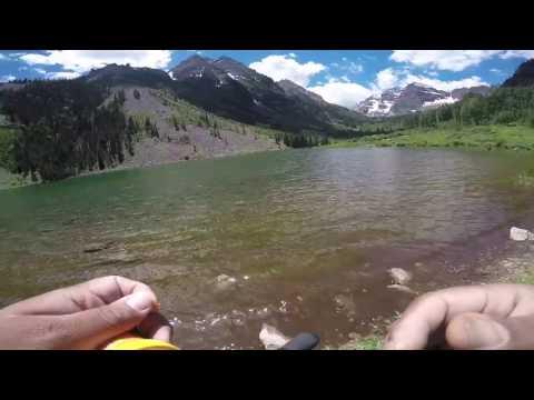 Trout Fishing Maroon Bells Aspen Co.