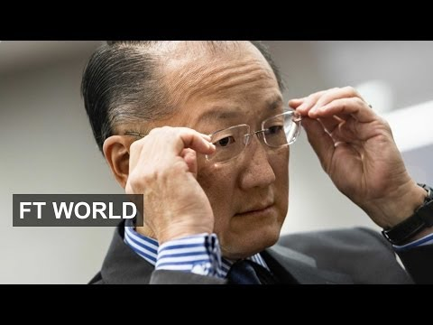 World Bank -- crunch time