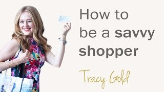 Fashion shopping tips for women over 40 - how to be a savvy shopper