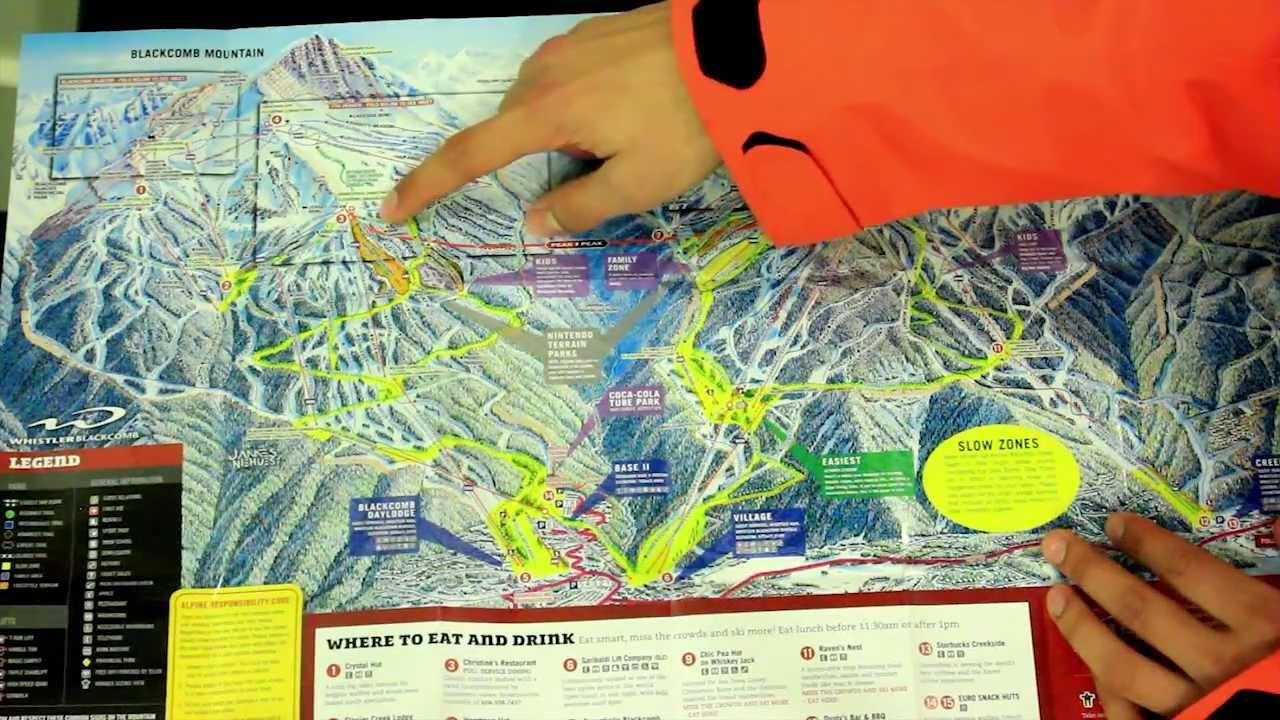 Slopestyle trail map whistler blackcomb youtube slopestyle trail map whistler blackcomb gumiabroncs Gallery