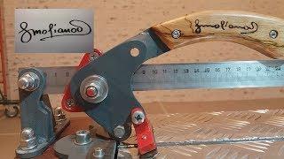 плиткорез из штангенциркуля своими руками. Manual tiles cutter
