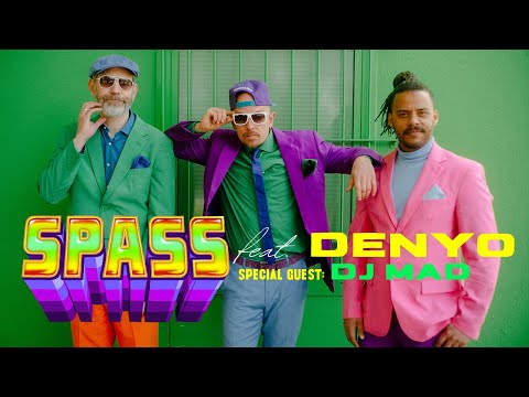 Jan Delay - Spass ft. Denyo (Official Video)